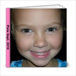 Pix  - 6x6 Photo Book (20 pages)