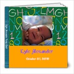kyle2 - 8x8 Photo Book (20 pages)
