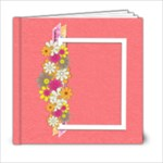 6x6 20 pages flower girl - 6x6 Photo Book (20 pages)