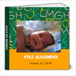 KYLE S PARTY - 8x8 Photo Book (20 pages)