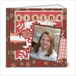 alaina 6x6 - 6x6 Photo Book (20 pages)