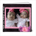 Arya Ananysa 3-4mths - 6x6 Photo Book (20 pages)