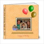 6x6_09_Happy Birthday - 6x6 Photo Book (20 pages)