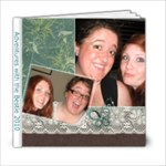 Casey Bday - 6x6 Photo Book (20 pages)