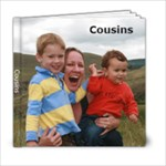 cousins for neal - 6x6 Photo Book (20 pages)