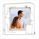 Wedding Book - 6x6 Photo Book (20 pages)