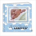 Baby blue 6x6 - 6x6 Photo Book (20 pages)