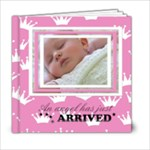 Baby pink 6x6 - 6x6 Photo Book (20 pages)