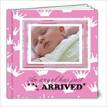 Baby pink 8x8 - 8x8 Photo Book (20 pages)