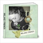 Ireland Friends - 6x6 Photo Book (20 pages)
