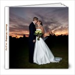Sam Wedding Album - 8x8 Photo Book (39 pages)