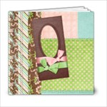 6x6 Pillaloo Album - 6x6 Photo Book (20 pages)