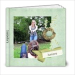 6x6 Vintage Album- template - 6x6 Photo Book (20 pages)
