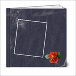 Jorge Flower 6x6 Photobook - 6x6 Photo Book (20 pages)