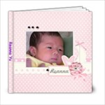 Reanna Yu - 6x6 Photo Book (20 pages)