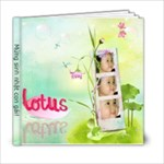 Lotus-Kem - 6x6 Photo Book (20 pages)