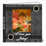 jakey - 8x8 Photo Book (20 pages)