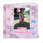 6X6 BOOK OUR PRINCESS - 6x6 Photo Book (20 pages)