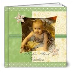 Kyla s 1st Vacation - 8x8 Photo Book (20 pages)