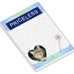 Priceless Large Memo Pad - Large Memo Pads