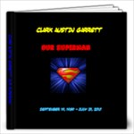 CLARK AUSTIN GARRETT - 12x12 Photo Book (20 pages)