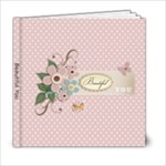 Beautiful YOU- 6 x 6 template - 6x6 Photo Book (20 pages)