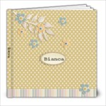 8 x 8 template -Bianca - 8x8 Photo Book (20 pages)