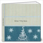 Calming Winter 12x12 Photo Book - 12x12 Photo Book (20 pages)