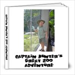 Captain Hunter - 8x8 Photo Book (39 pages)