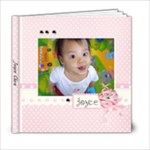 6x6_Precious Little Ones- Joyce - 6x6 Photo Book (20 pages)