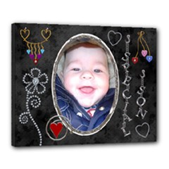 Special Son 20x16 Stretched Canvas - Canvas 20  x 16  (Stretched)