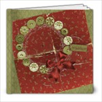 8x8 Holiday Album - 8x8 Photo Book (20 pages)