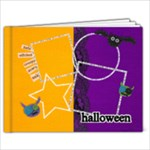 9x7 Halloween Album - 9x7 Photo Book (20 pages)