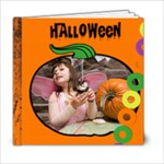Trick or treat ?! (with popular songs) 6x6 - 6x6 Photo Book (20 pages)