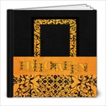8x8 Photo Book (20 pages)