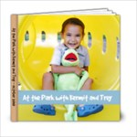 Kermit and Trey - 6x6 Photo Book (20 pages)