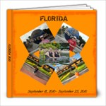 Florida - 8x8 Photo Book (20 pages)