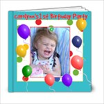 CAROLYN S bIRTHDAY - 6x6 Photo Book (20 pages)