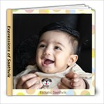 Saathvik - expression book - 8x8 Photo Book (20 pages)