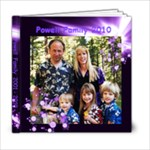 Powell Family 2010 6x6 - 6x6 Photo Book (20 pages)