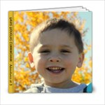 Davis 6x6 photo book christmas - 6x6 Photo Book (20 pages)