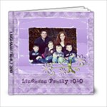 It s a Spring Thing Flower Family Photo Book  - 6x6 Photo Book (20 pages)