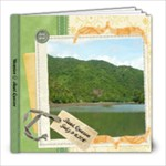 Real, Quezon  - 8x8 Photo Book (39 pages)
