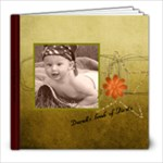 Derek s Baby Book 2006-2007 - 8x8 Photo Book (80 pages)