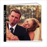 Jaime & Jenny - 6x6 Photo Book (20 pages)