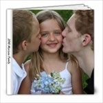 2010 Morison Family - 8x8 Photo Book (20 pages)
