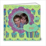 Abbey and Aaron - 6x6 Photo Book (20 pages)