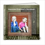 mom - 6x6 Photo Book (20 pages)