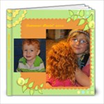 D/M & Grandkids - 8x8 Photo Book (20 pages)