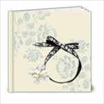 6x6 Wedding Book - 6x6 Photo Book (20 pages)